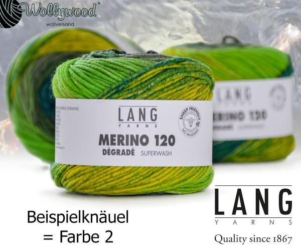 Merino 120 Dégradé von LANG YARNS