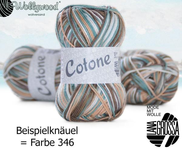 Cotone Print / Baby Print / Mouliné / Spray von Lana Grossa