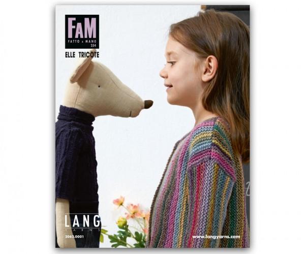 Fatto a Mano 254 Elle Tricote von LANG YARNS, Frühjahr 2019