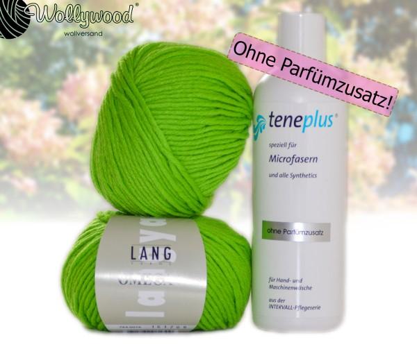 Teneplus für Microfaser und alle Synthetics (ohne Parfüm)