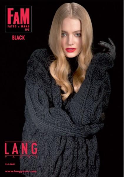 Fatto a Mano 193 Black, Herbst 2012