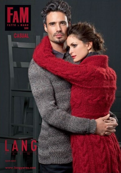 Fatto a Mano 200 Casual von LANG YARNS, Herbst 2013