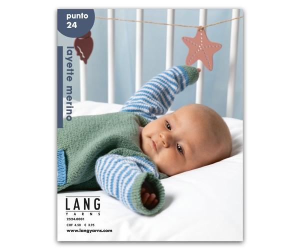 Punto 24 - layette merino - LANG YARNS, Herbst 2020