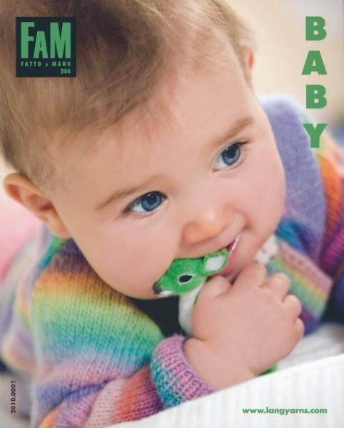 Fatto a Mano 206 Baby von LANG YARNS, Frühjahr 2014
