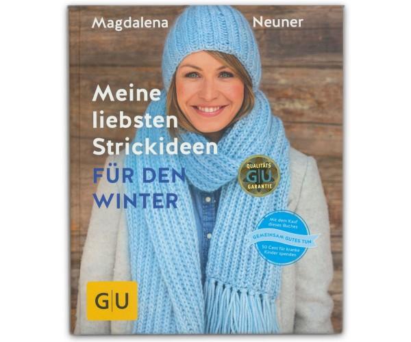 Magdalena Neuner - Meine liebsten Strickideen für den Winter
