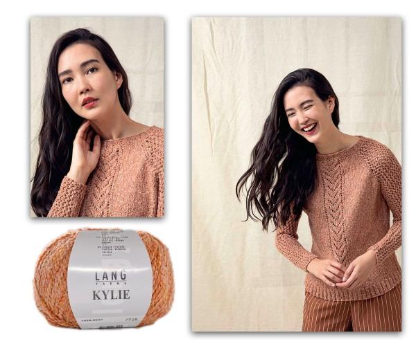 Materialpaket - Pullover aus Kylie von Lang Yarns