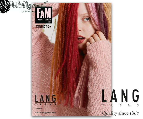Fatto a Mano 265 Collection von LANG YARNS, Herbst 2020