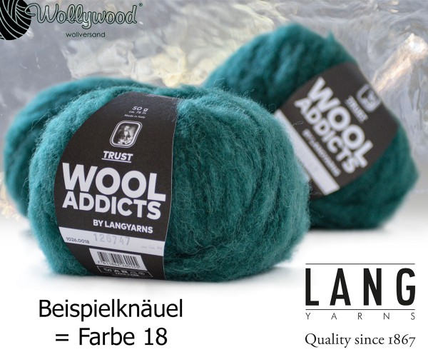 Trust - Wooladdicts von LANG YARNS