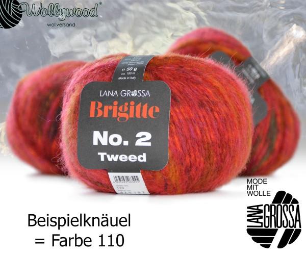 Brigitte N2 Tweed von Lana Grossa