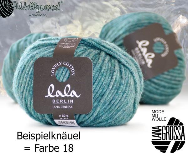 Lovely Cotton lala Berlin von Lana Grossa