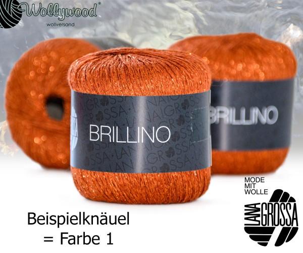 Brillino - Beilaufgarn von Lana Grossa