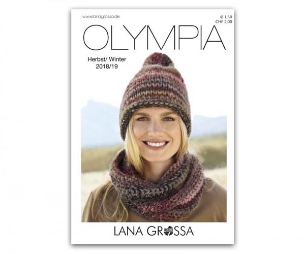 Flyer Olympia Herbst/Winter 2018 von Lana Grossa