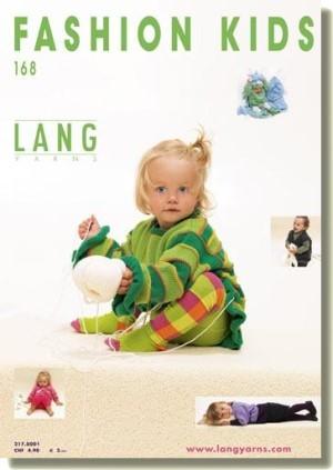Fashion Kids 168 von LANG YARNS, 2008/09 H/W