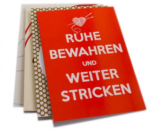 Postkarte von Strickimicki