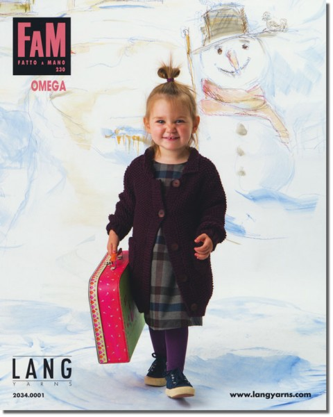 Fatto a Mano 230 Omega von LANG YARNS, Herbst 2015