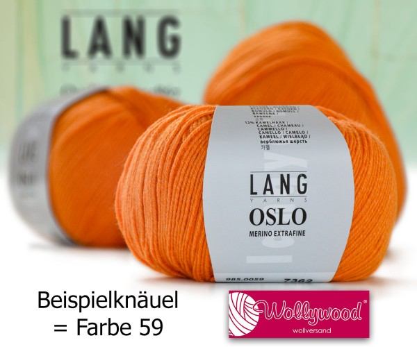 Oslo von LANG YARNS