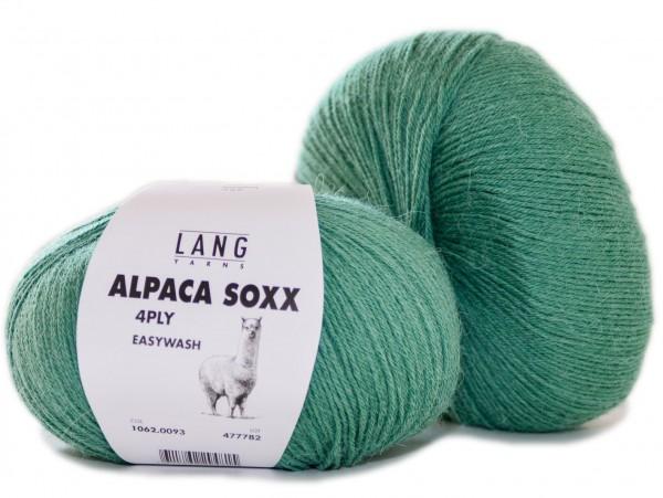 Alpaca Soxx 4-ply by Lang YARNS