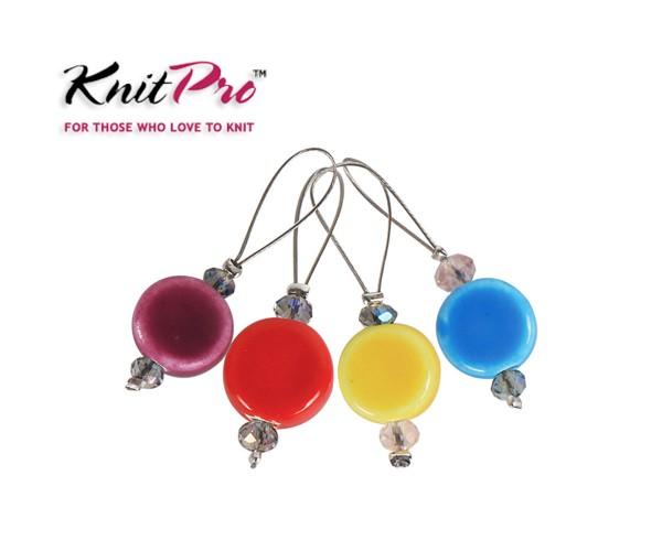 Maschenmarkierer Gems 12 Stück von KnitPro