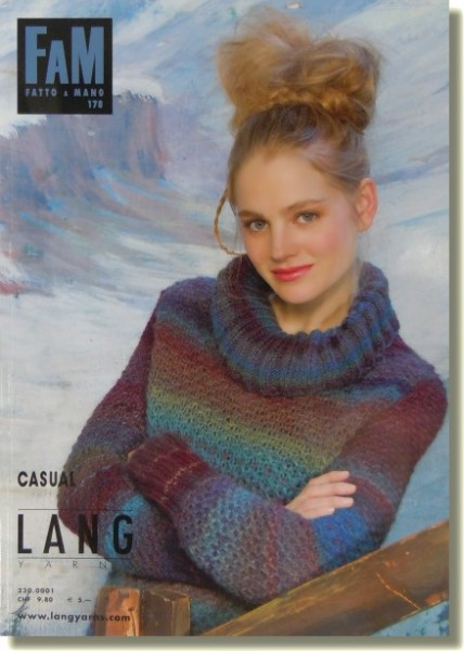 Fatto a Mano 178 Casual von LANG YARNS, Herbst 2010