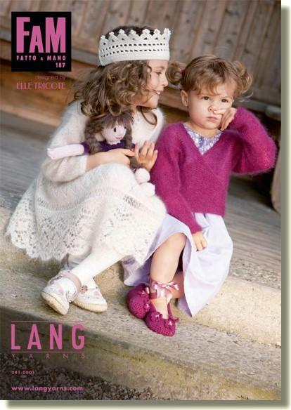 Fatto a Mano 187 Kids von LANG YARNS, Herbst 2011