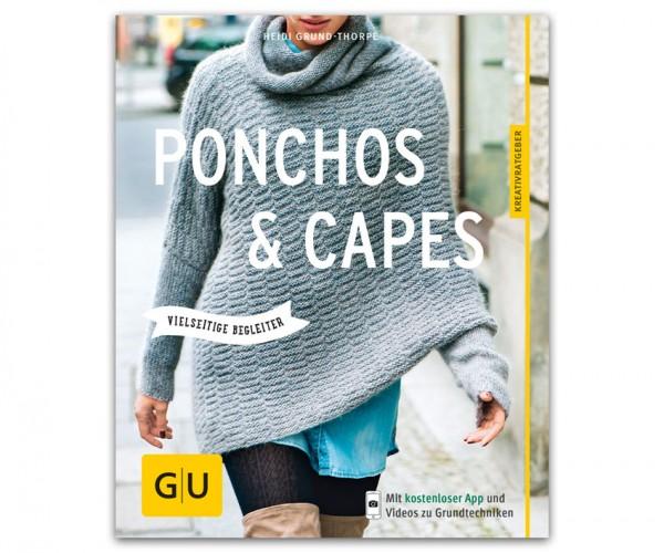 Ponchos & Capes - GU Kreativratgeber