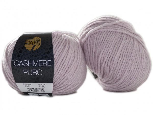 Cashmere Puro Farbe 19 fliederrosa