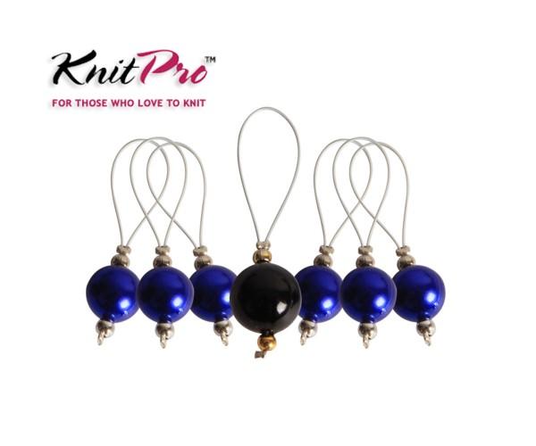 Maschenmarkierer Bluebell 7 Stück von KnitPro