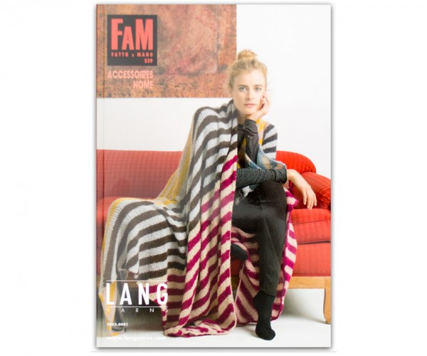 Fatto a Mano 239 Home & Accessoires von LANG YARNS, Herbst 2016
