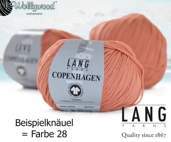 Copenhagen (GOTS) von LANG YARNS