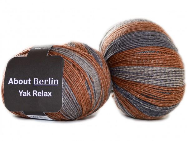 About Berlin Meilenweit Yak Relax by Lana Grossa