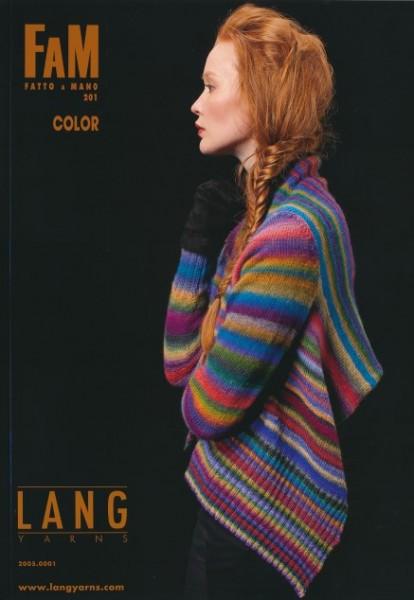 Fatto a Mano 201 Color von LANG YARNS, Herbst 2013