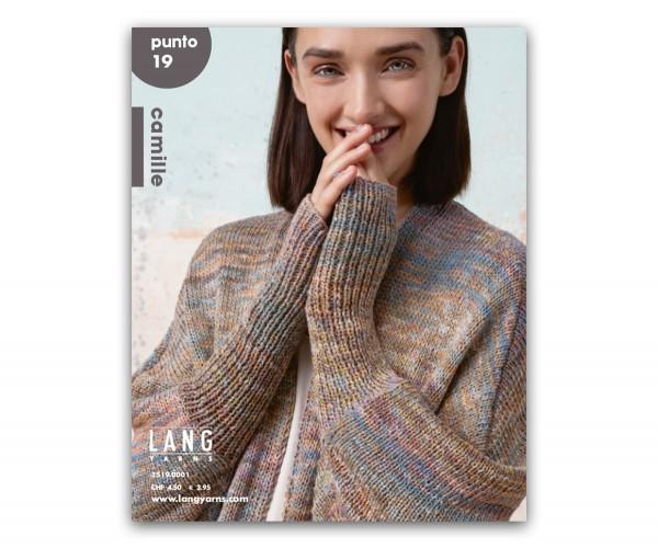 Punto 19 - Camille - LANG YARNS, Frühjahr 2020