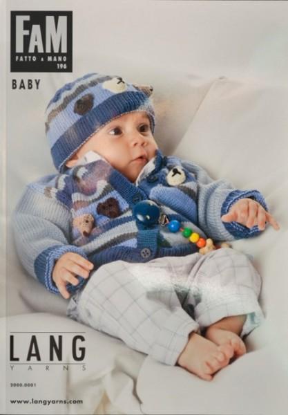 Fatto a Mano 196 Baby von LANG YARNS, Frühjahr 2013
