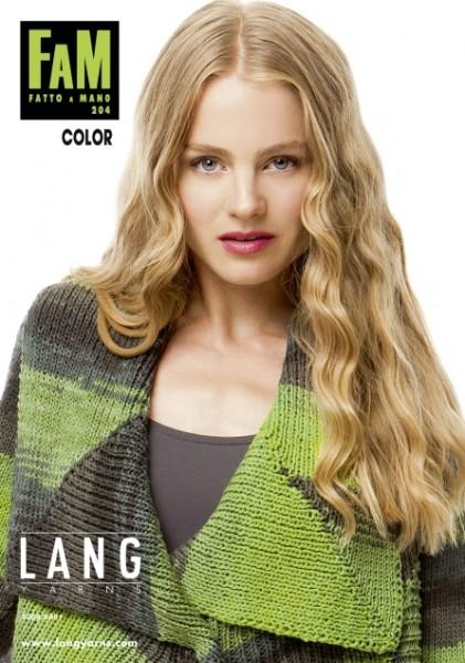 Fatto a Mano 204 Summer Colors von LANG YARNS, Frühjahr 2014