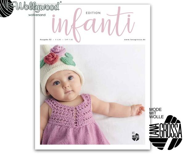 Infanti Edition 2 von Lana Grossa, Frühjahr 2021