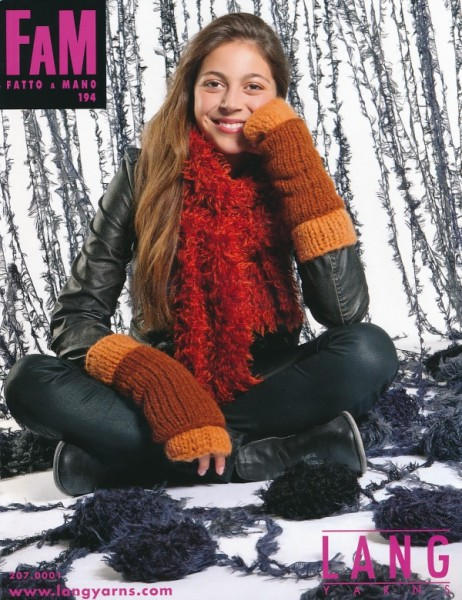 Fatto a Mano 194 Accessoires von LANG YARNS, Herbst 2012