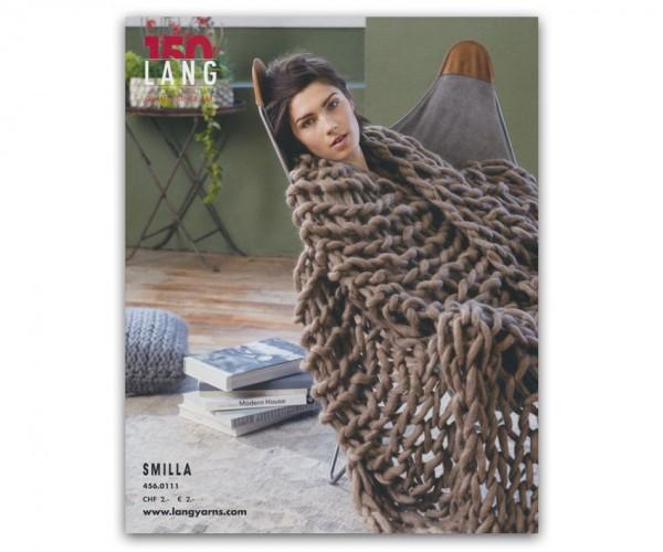 Booklet SMILLA von LANG YARNS, Herbst 2017
