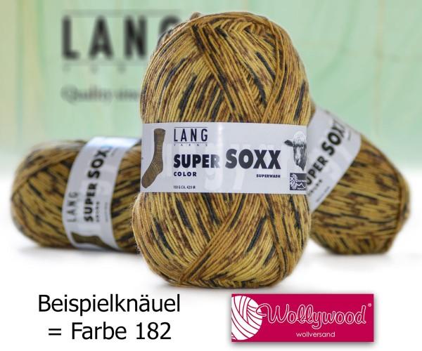Super Soxx 4-fach Color von LANG YARNS