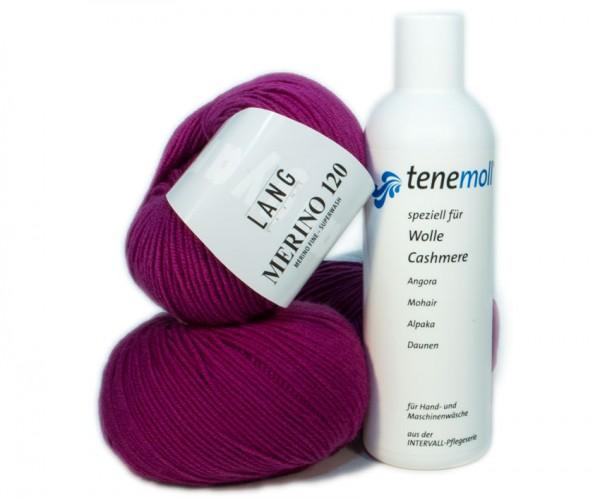 Tenemoll für Wolle, Cashmere, Mohair und Alpaka