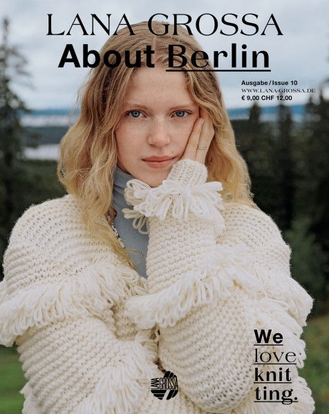 About Berlin Nr. 10 von Lana Grossa, Herbst 2021