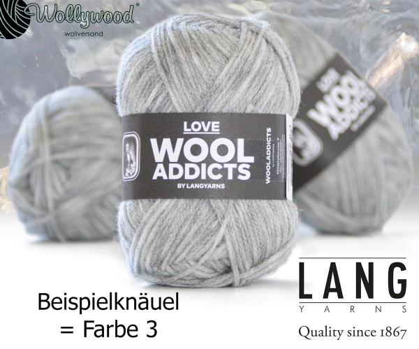 Love - Wooladdicts von LANG YARNS