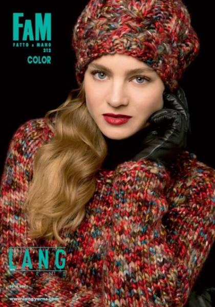 Fatto a Mano 212 Color von LANG YARNS, Herbst 2014