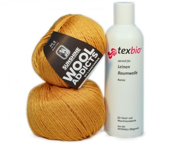 Texbio für Baumwolle, Leinen und Ramie