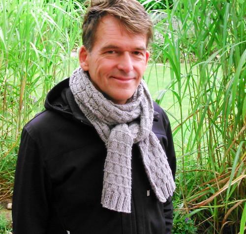 Schal aus Alberta von Lang Yarns