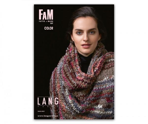 Fatto a Mano 257 Color von LANG YARNS, Herbst 2018