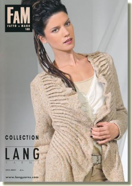 Fatto a Mano 188 Collection von LANG YARNS, Frühjahr 2012