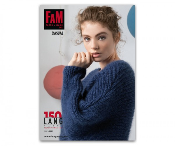 Fatto a Mano 247 CASUAL von LANG YARNS, Herbst 2017