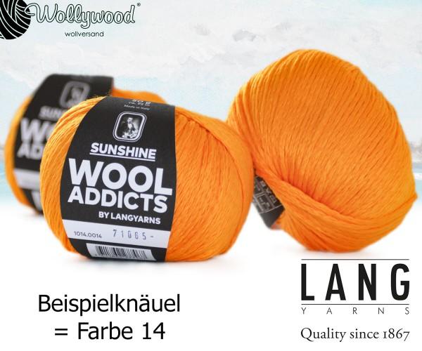 Wooladdicts SUNSHINE von LANG YARNS