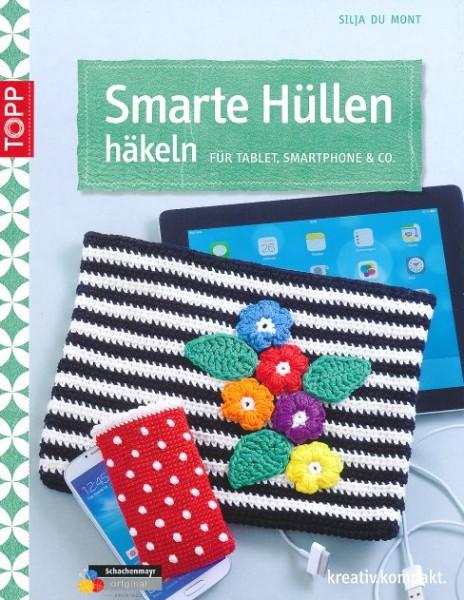 Smarte Hüllen häkeln, für Tablet, Smartphone & Co.
