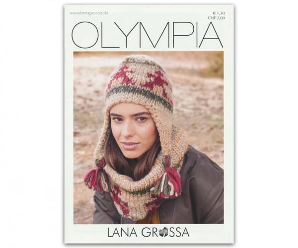 Olympia No. 13 von Lana Grossa, Herbst 2017